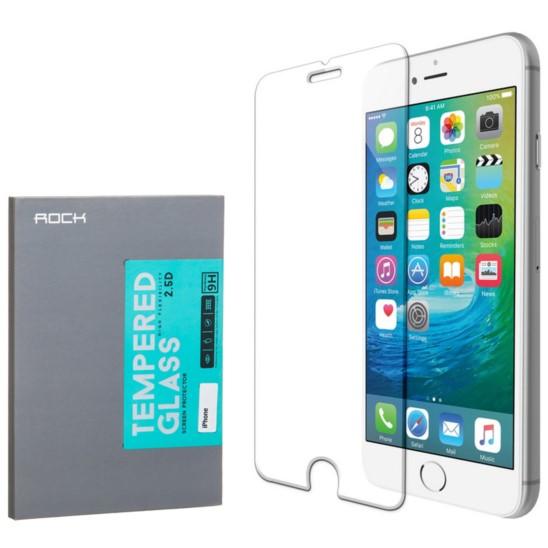 Szkło Hartowane 2,5D ROCK iPhone 6/6S PLUS