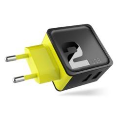 Ładowarka Sieciowa DUAL USB ROCK Sugar 2,4A