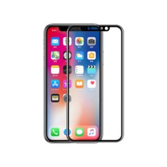 Szkło Hartowane 3D ROCK iPhone X/Xs