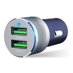 Ładowarka samochodowa USB ROCK SPACE Sitor QC 3.0