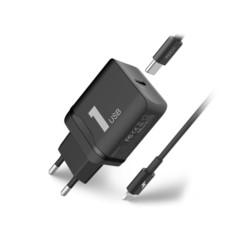 Ładowarka Sieciowa ROCK USB-C PD +Kabel Lightning