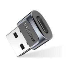 Adapter Przejściówka ROCK USB-C do USB-A