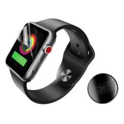 2x Folia ROCK Hydrogel Apple Watch 1/2/3 38 mm