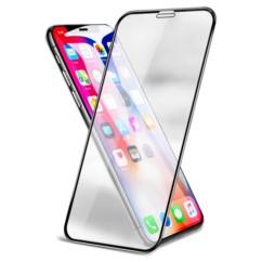 Szkło Hartowane Bezpyłowe ROCK iPhone X/Xs/11 Pro