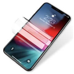 Folia Hydrogel 0,18mm 3D ROCK iPhone Xs Max 6,5""