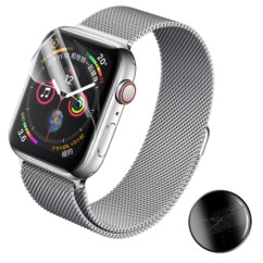 2x Folia ROCK Hydrożel Apple Watch 4/5/6/SE 40 mm
