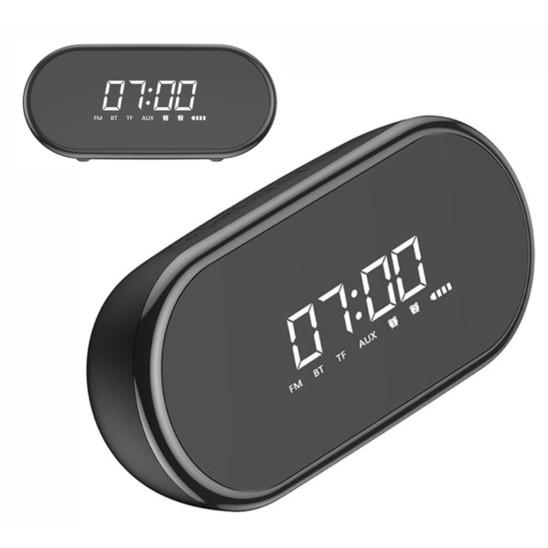 Bezprzewodowy głośnik BASEUS E09 z zegarem