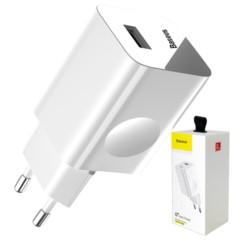 BASEUS Ładowarka Sieciowa USB QC 3.0 24W