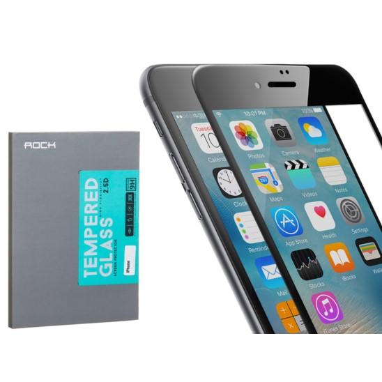 Szkło Hartowane FULL ROCK iPhone 7 PLUS