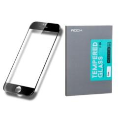 Szkło Hartowane FULL ROCK iPhone 6/6S PLUS
