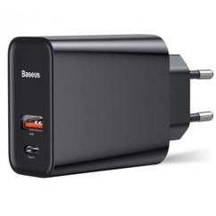 BASEUS Ładowarka Sieciowa USB PD QC 4.0 30W
