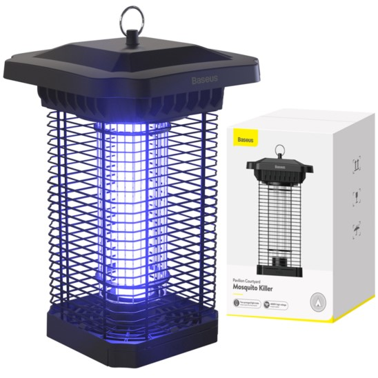 BASEUS Lampa owadobójcza na komary