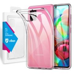 VIBEN Etui Przezroczyste Samsung Galaxy A71 - 2019