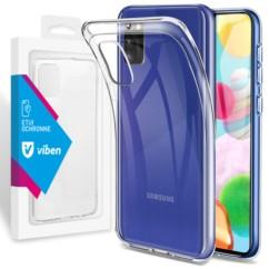 VIBEN Etui Przezroczyste Samsung Galaxy A41 - 2020