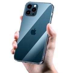 "ROCK Pure Etui Obudowa do iPhone 12 Pro Max - 6,7"""