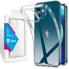 "VIBEN Etui Przezroczyste do iPhone 12 Mini - 5,4"""