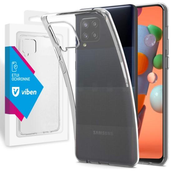 VIBEN Etui Przezroczyste Samsung Galaxy A12
