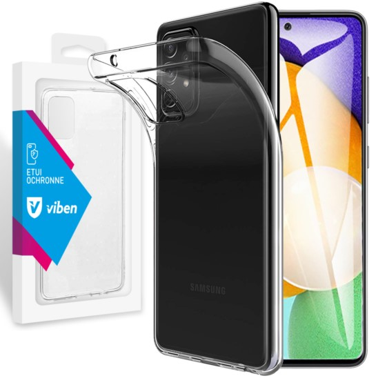 VIBEN Etui Przezroczyste Samsung Galaxy A52