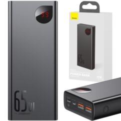 BASEUS Adaman Powerbank 20000mAh 65W PD QC 4.0