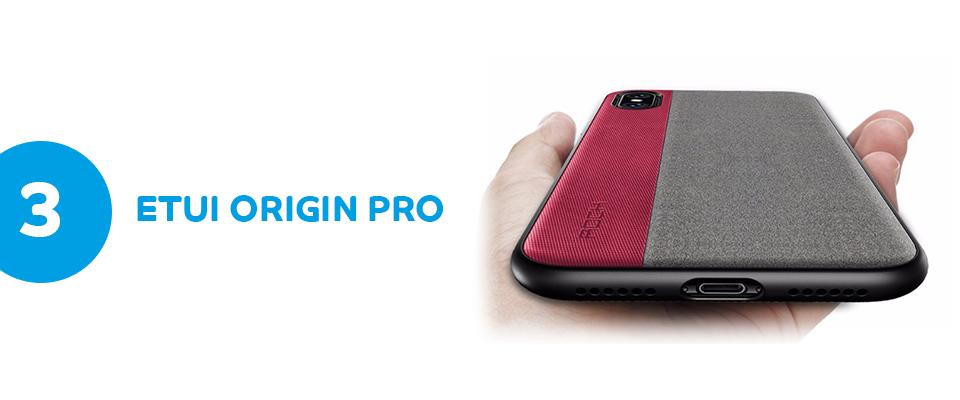 Etui ochronne ROCK Origin Pro iPhone X