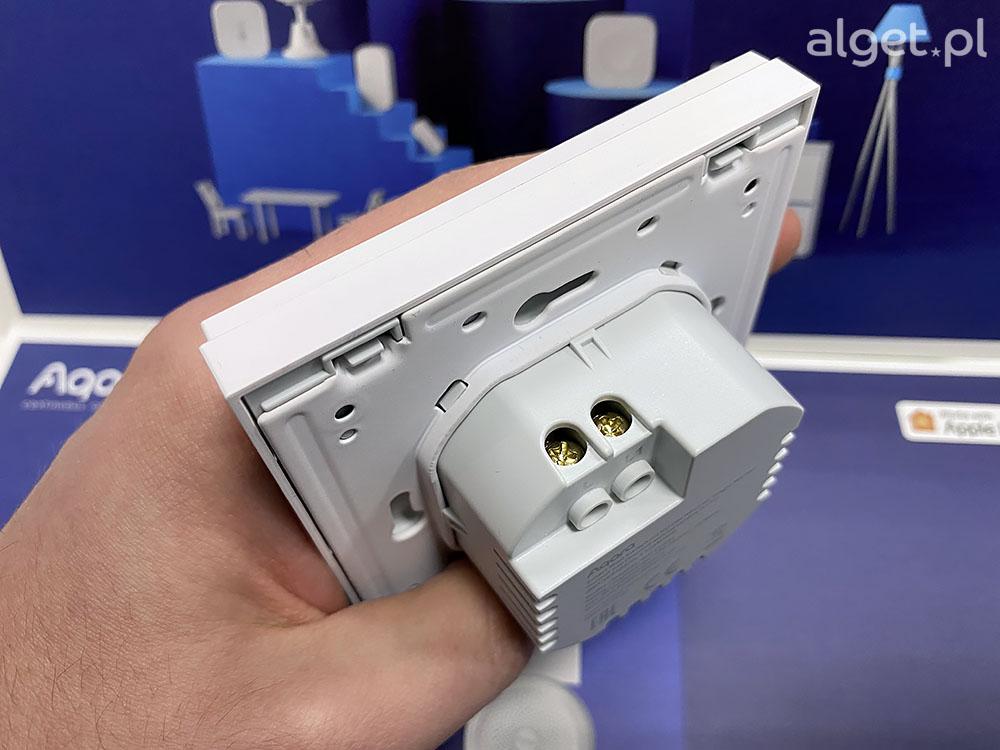 Aqara Przełącznik Wall Switch H1 EU WS-EUK01