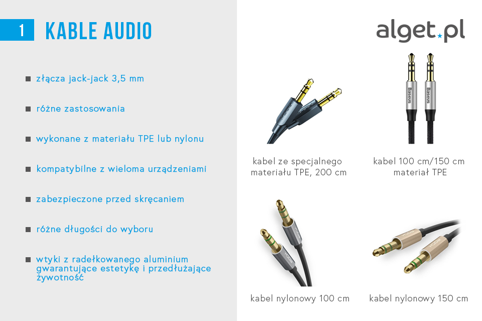 Kable audio