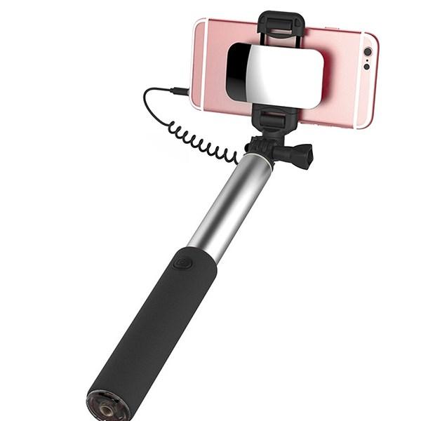 Kijek Selfie Stick ROCK jack 3,5mm