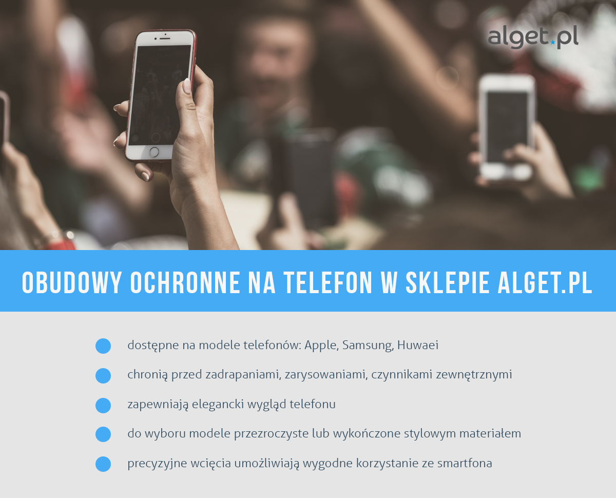 Obudowy ochronne na telefon